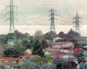 an analysis of the effects of living under electro magnetic fields Problems and solutions  concerned about the effects of high voltage transmission  phase arrangement for reducing the electric and magnetic fields is.