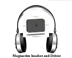 Magnastim Headset and Driver