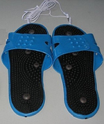 Conductive Slippers (1 pair with lead)