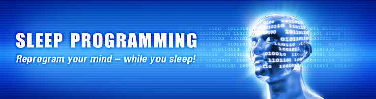 Sleep Programming | Reprogram your mind - whiel you sleep!