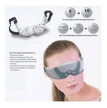 Magnetic Vibrating Eye Massager