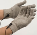 Silver Conductive Gloves (one pair)