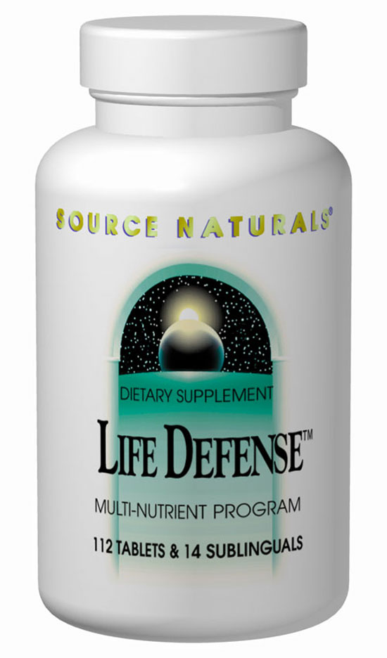 Life Defense™ - 63 tab