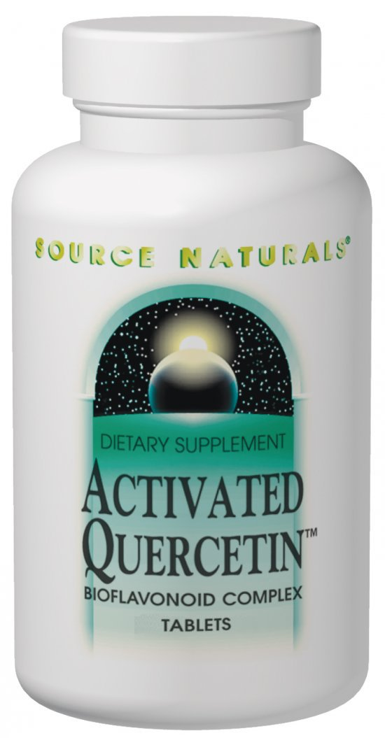 Activated Quercetin - 333mg - 50 tabs