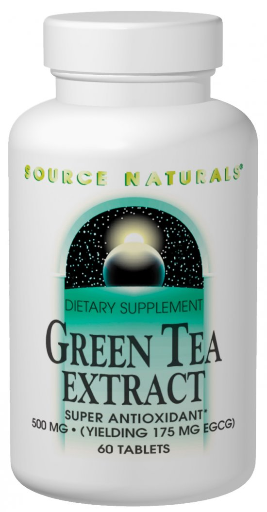 Green Tea Extract - 100 mg - 30 tab