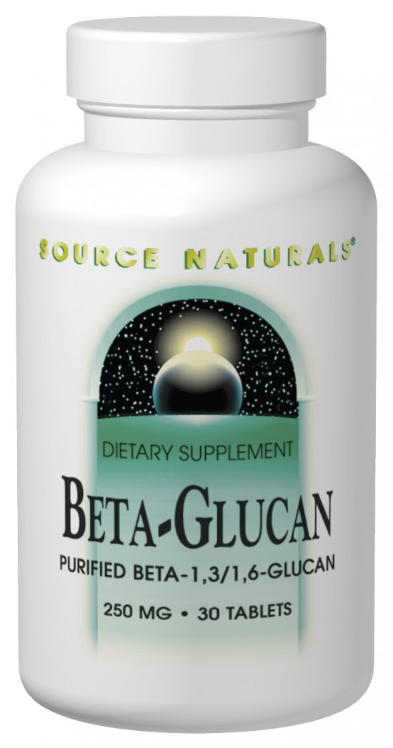 Beta Glucan - 100mg - 30 caps