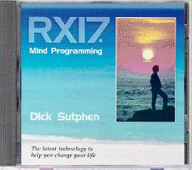 Increase Self-Discipline :RX17 CD