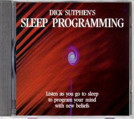 Tomorrow Is A New Beginning Sleep programming CD