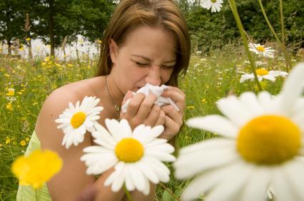 mudra for allergy