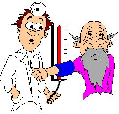 The normal blood pressure range of persons aged 20 40 years is