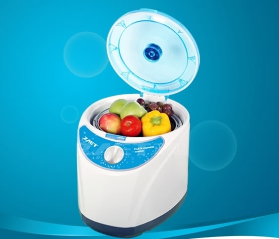 Fruit and vegetable washer Ozone