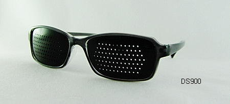 Pinhole Glasses black