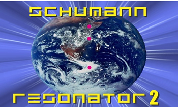 Schumann Resonator 2 car or home SHM2