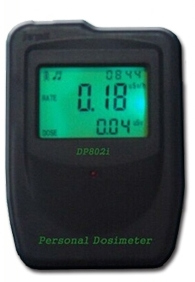 Pocket Nuclear Radiation Meter