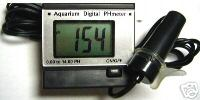 Portable PH Meter Monitor plus PH4.003+PH6.864 solutions